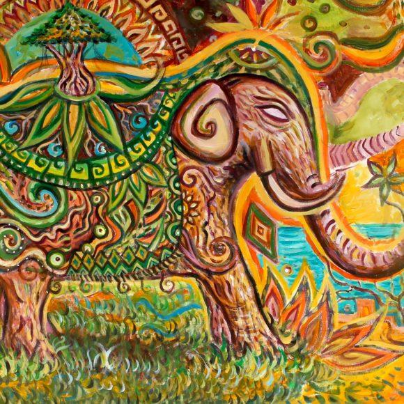 Ancestro Elefante ༄ Ancestor Elephant