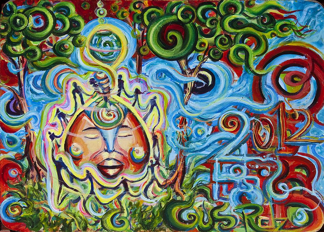 Bendiciendo la Tierra ༄ Blessing the Earth