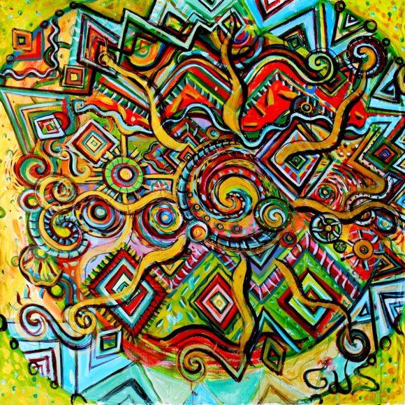 Sol Consciente ༄ Conscious Sun