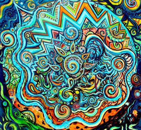 Gestación de un Universo ༄ Gestation of a Universe
